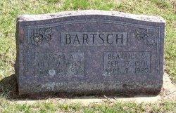 Beatrice C <i>Renne</i> Bartsch