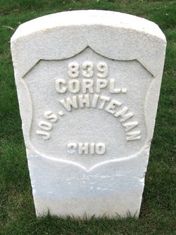 Corp Joseph Whiteman