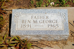 Benjamin M. George