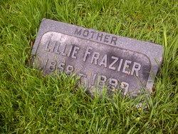 Lilla Dale Lillie <i>Mounts</i> Frazier