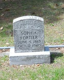 Sophia Fortier