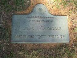 Lisetta Baughman