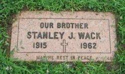 Stanley Joseph Wack