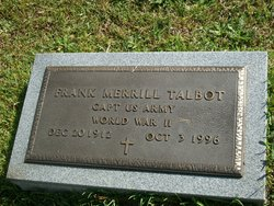 Frank M Talbot