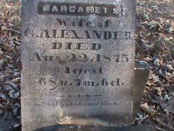 Margaret <i>Stephens</i> Alexander