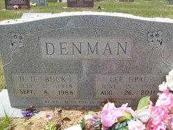 Lee Opal Denman
