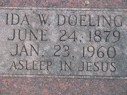 Ida W. Doeling