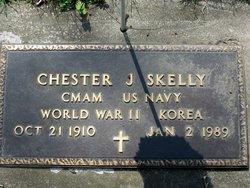 Chester Joseph Skelly