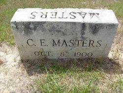 Claude Ernest Masters