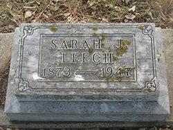 Sarah J. Leech