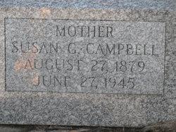 Susan G. Campbell