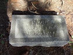 Hazel N <i>Hiller</i> Brocker