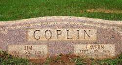 Mary Laverne <i>Rowell</i> Coplin