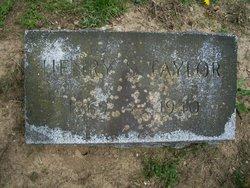 Henry Suslor Taylor