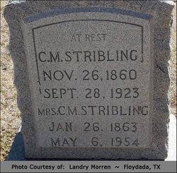 Charles Madison Stribling