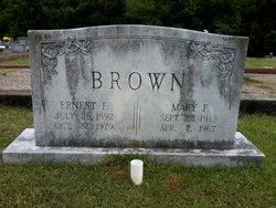 Mary F. Brown