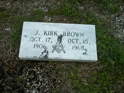 James Kirk Brown