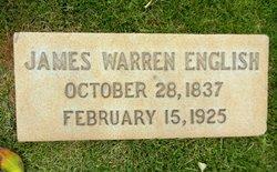 James Warren English