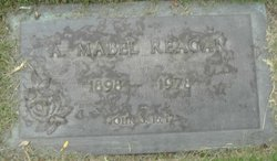 Alice Mabel Reagan