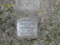 Fredericka Juliane <i>Staeger</i> Ewald