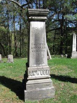 Zaccheus Atwood