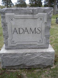 Matilda E. <i>Espe</i> Adams