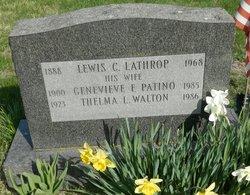 Thelma Beatrice <i>Lathrop</i> Walton