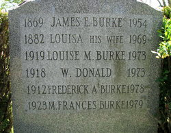 Frederick A Burke
