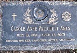 Carole Anne <i>Pritchett</i> Ames