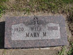 Mary M. Gi Gi <i>Scallon</i> Zeller