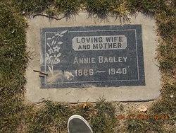 Letitia Anne <i>Bass</i> Bagley