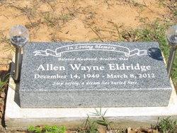 Allen Wayne Eldridge