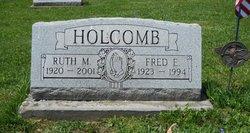 Fred E. Holcomb