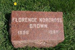 Florence <i>Norcross</i> Brown