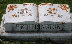 John J. Jack Hetherington