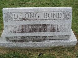 Bertha May <i>Wagaman</i> Bond