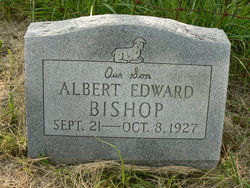Albert Edward Bishop