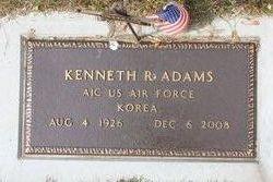 Kenneth R Adams