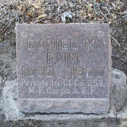 Daniel M. Fain