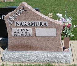 John S Sooner Nakamura