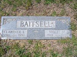 Violet M <i>Fuller</i> Baitsell