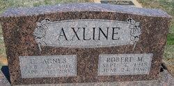 Cornelia Agnes <i>Nurse</i> Axline