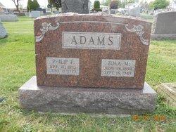 Zola Marie <i>Dawes</i> Adams