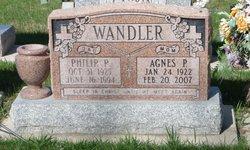 Agnes P Wandler