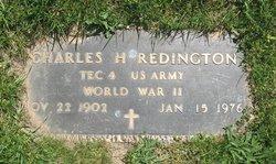 Charles Harmon Redington