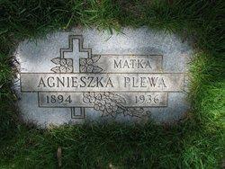 Agnieszka Agnes <i>Gaberek</i> Plewa