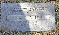 Lemuel Louis Allen