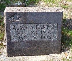 Alma Amanda Ernestine Bartel
