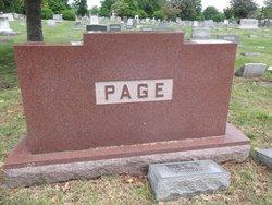 Maude James <i>Kirkpatrick</i> Page