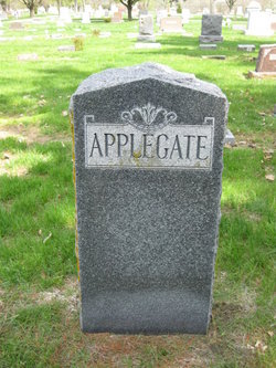 Hannah Emma <i>Girton</i> Applegate